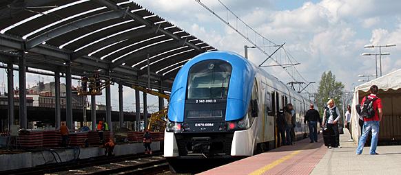 """Kryzys finansowy w Kolejach Śląskich. Ubędzie pociągów i wrócą """"kible"""