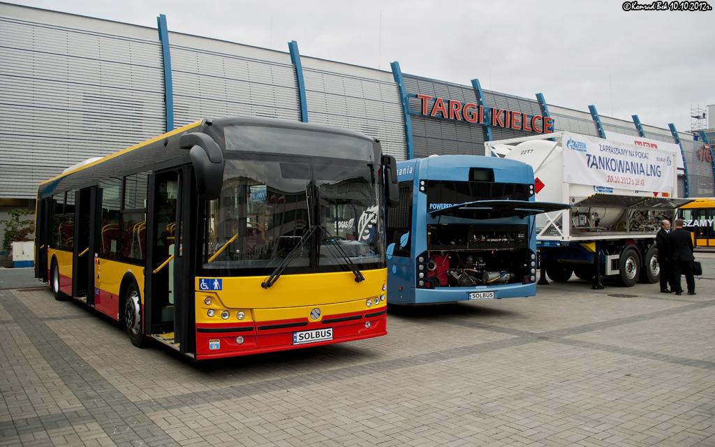 Transexpo 2014 – cz. 4: Pozostałe marki