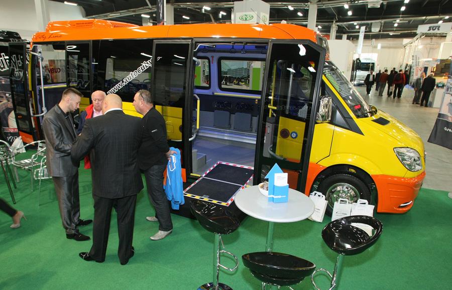 Transexpo 2014 – cz. 3: Minibusy