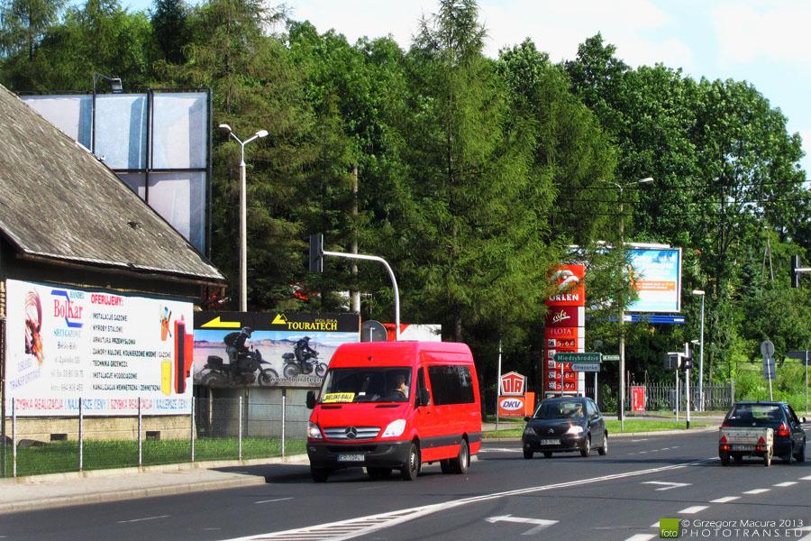 Zmiany w taborze przewoźników z innych powiatów i gmin