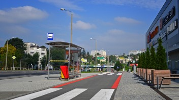 Bielsko-Biała: Inwestycje rowerowe w 2015 roku
