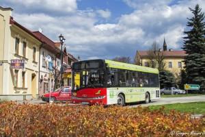 Żywiec: MZK ogłasza przetarg na trzy autobusy