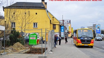 Bielsko-Biała: Ruszyły remonty kolejnych przystanków