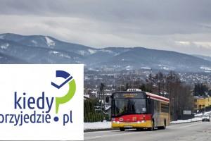 Bielsko-Biała: Aplikacja kiedyprzyjedzie.pl