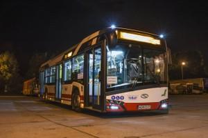 Czechowice-Dziedzice: Testowy Solaris Urbino 12 IV generacji