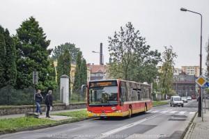 Bielsko-Biała: Przeniesiony przystanek dla linii nr 3 i 12