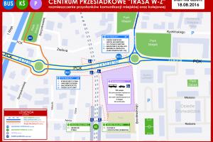 Bielsko-Biała: Parking przy ul. Broniewskiego