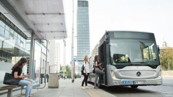 Premiera: Nowy Mercedes Conecto