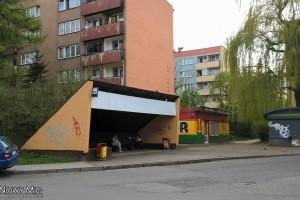 Bielsko-Biała: Projekt renowacji wiaty przystankowej w ramach Budżetu Obywatelskiego 2017