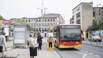 Bielsko-Biała: Remont kolejnego przystanku