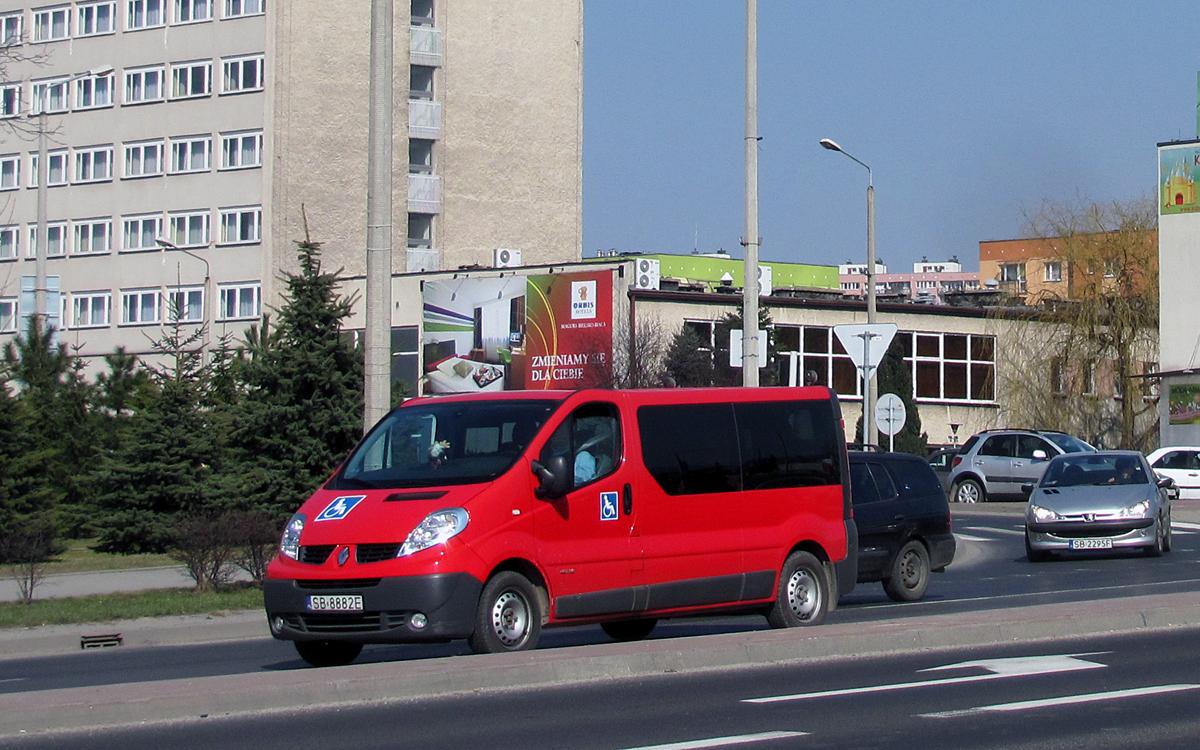 Bielsko-Biała: MZK przetarg na dostawę samochodu do przewozu niepełnosprawnych