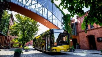 Premiera: Solaris z tytułem Bus of the Year 2017