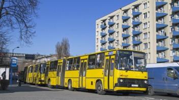 Katowice: Do końca roku Ikarusy znikną ze śląskich ulic