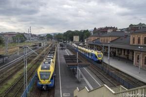Śląskie: Nowy rozkład pociągów Kolei Śląskich 2016/2017