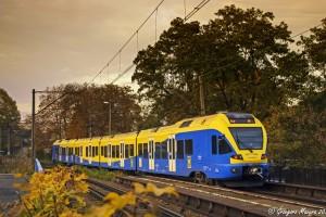 Śląskie: od 16 października nowy rozkład jazdy pociągów
