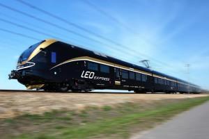 LEO Express uruchomi połączenia w Polsce