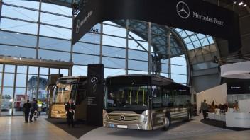 Transexpo 2016 – cz. 2: Mercedes i Setra
