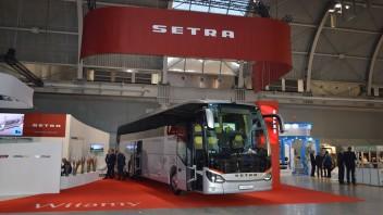 Transexpo 2014 – cz. 2: Nowości od Mercedesa i Setry