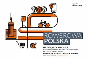 "Raport ""Rowerowa Polska"""