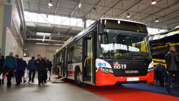 Transexpo 2016 – cz. 5: Autosan, Scania, SOR
