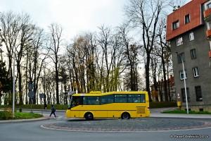 Cieszyn: Autobusem do Intermarché (fotorelacja)