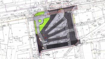 Czechowice-Dziedzice: Konsultacje społeczne projektu dotyczącego przebudowy Placu autobusowego