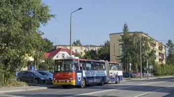 Bielsko-Biała: Pierwszy Ikarus 280.70E wycofany