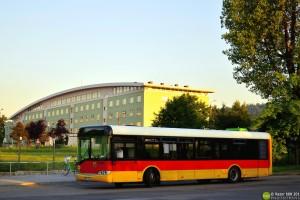 Bielsko-Biała: Nowa pętla autobusowa na Błoniach