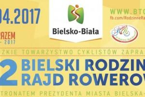 Bielsko-Biała: W sobotę ulicami miasta przejedzie 42. Rodzinny Rajd Rowerowy