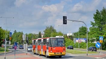 Bielsko-Biała: Kolejny przegubowy Ikarus 280.70E wycofany