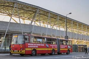 Bielsko-Biała: W niedzielę wyjadą linie meczowe