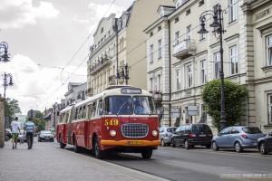 Kraków: 90 lat miejskiej komunikacji autobusowej