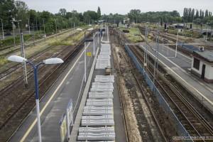 Bielsko-Biała: Remont torów na stacji Bielsko-Biała Główna