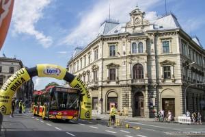 Bielsko-Biała: Relacja z Tour De Pologne 2017