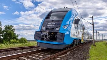 Śląskie: Tymczasowo zamiast ELF-a 2 – pojazd zastępczy