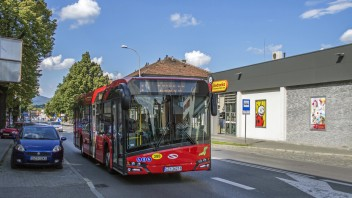 Żywiec: Przetarg na dwa autobusy