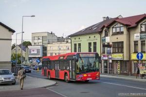 Żywiec: Kursowanie autobusów MZK 14 sierpnia