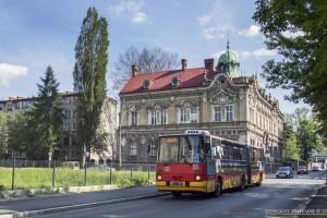 Bielsko-Biała: Kolejny Ikarus wycofany