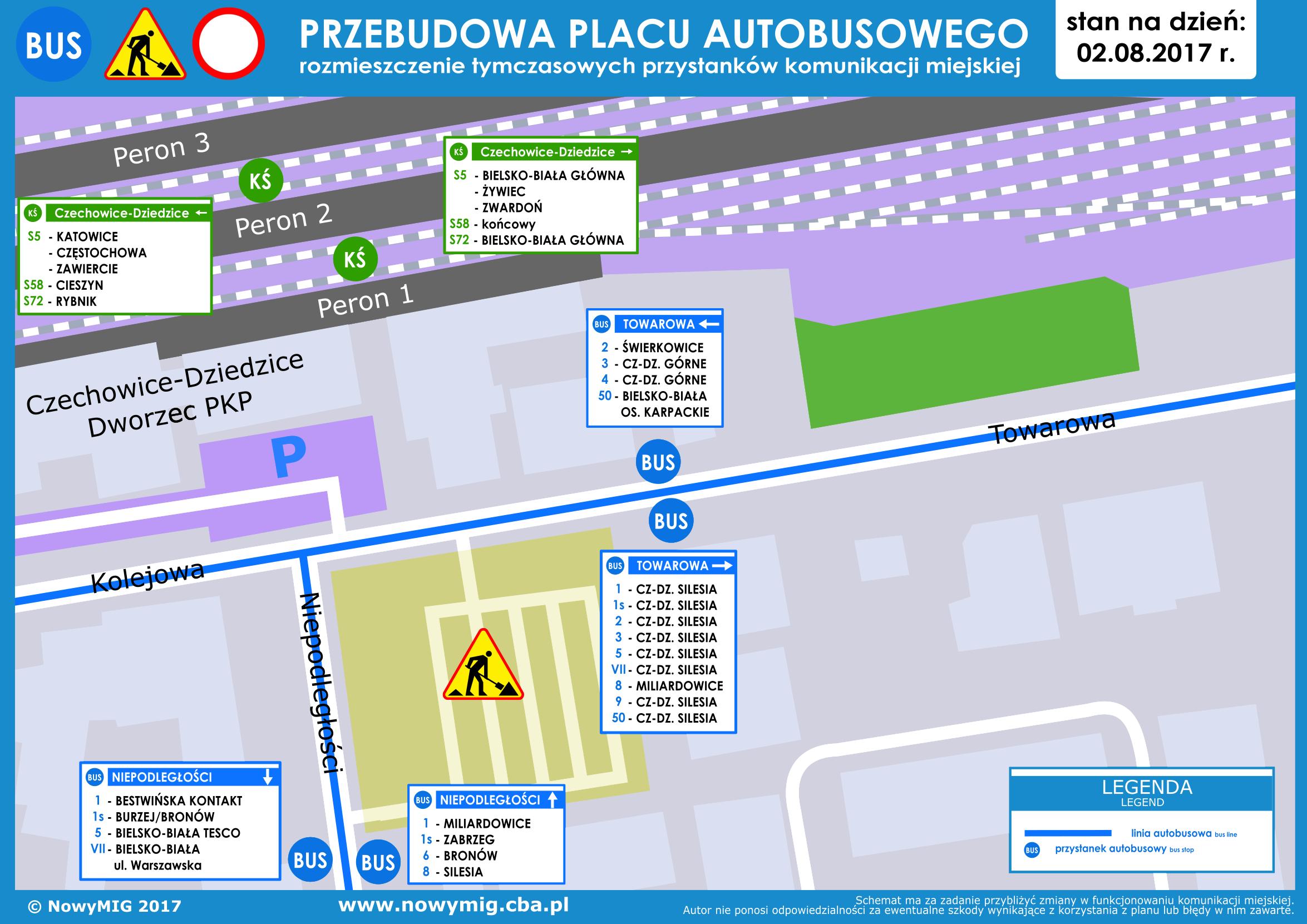 Czechowice-Dziedzice Dworzec