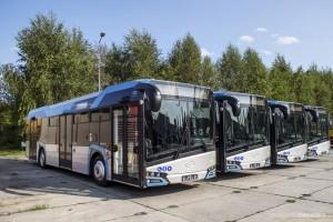 Czechowice-Dziedzice: Premiera nowych Urbino 12 IV generacji