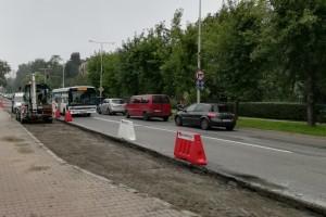 Bielsko-Biała: Remont przystanku Piastowska Wyspiańskiego