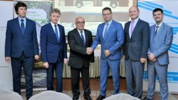 Czechowice-Dziedzice: Umowa na dostawę trzech autobusów hybrydowych podpisana!